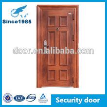 Eco- ambiente frío- de acero laminado en la puerta de entrada