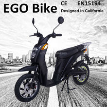 Lithium Ion battery mini electric mobility scooter,electric double seat mobility scooter factory
