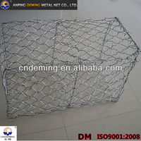 ISO Quality Gabion Boxes/Stone Cages/Gabion Basket With Best Price