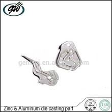 Custom aluminum die casting industrial parts