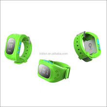 For Old,Kids Personal Security GPS Tracking Watch With Emergency Botton
