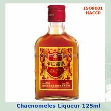 SOD-Rich Natural Chaenomeles Liqueur