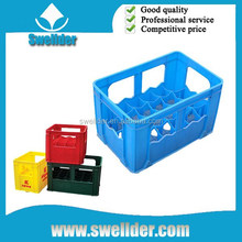 OEM plastic beer bottle crates with good quality