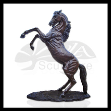 High quality bronze animal horse statue for sale