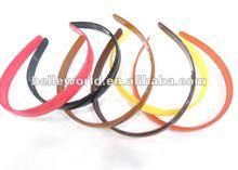 2012 in bulk hyaline colourful headbands for children
