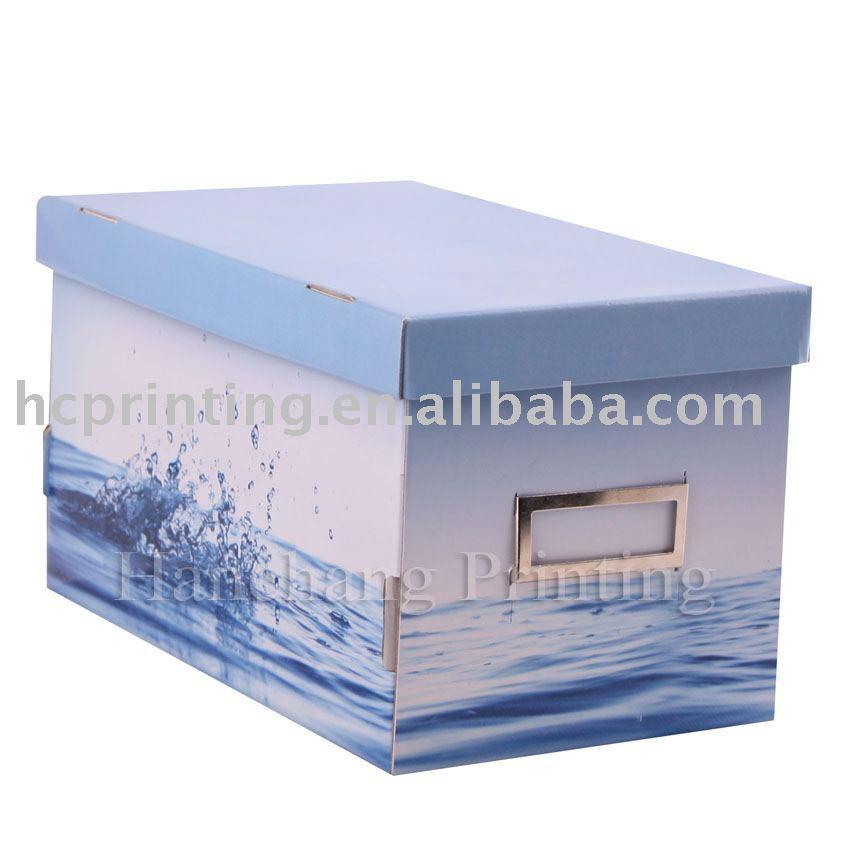 Decorative Empty Boxes : Decorative cardboard storage boxes buy