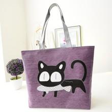 New Fashion European Style Ladies Canvas animal Print Handbag SV016329