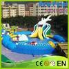 New Point manufacturer hot sale Inflatable Slides Pool
