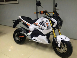 M3 racing electric motorcycle