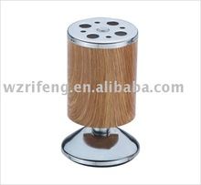 Pata de muebles, piezas para muebles, pata de metal para mueble (L-473)