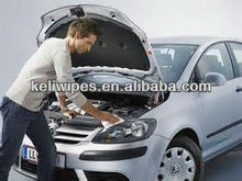car wet wipe for cleaning