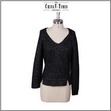 Cashmere Anti Pilling Winter Hand Knit Sweater Patterns