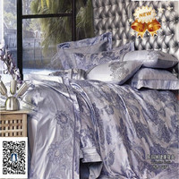 Anti bacterial home use luxury bedding 4 sets