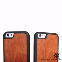 Fully stocked Natural wood wood case for ipad mini