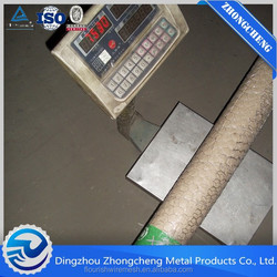 Stainless steel chicken wire/PVC coated Hexagonal wire mesh