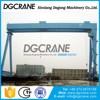 Heavy Duty 50Ton Wheel Electric Workshop Crane