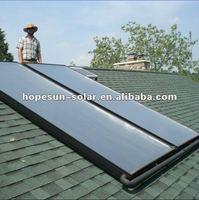 Industrial Use Pressurized Aluminium Flat Solar Thermal Collectors