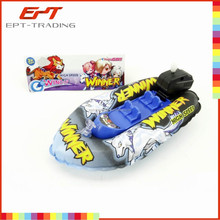 China wholesale wind-up plastic toy boats kids funny wind up toy
