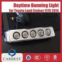 High Quality Pick Up Led Daytime Bunning Light for Toyota Land Cruiser FJ70 2014