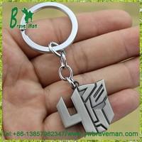 keychain wholesale Metal Transformers Autobot & Decepticon Symbol Keychain