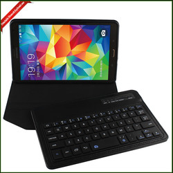 Hot selling tablet leather case for 8.4 inch keyboard case for android tablet