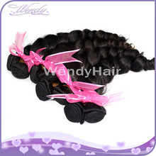 Long history company keep texture well 5a unprocessed 100% french curly brazilian remy human hair