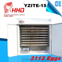 HHD Brand CE approved industrial incubators egg trays electronic thermostat for incubator