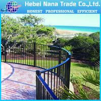 outdoor decoration iron fence design / wrought iron fence design