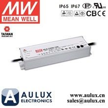 HLG-240H-36B Meanwell 240W 36V Dimmable LED Driver 7 years warranty IP65