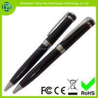 2015 High quality Profile Retractable Ballpoint Pen,Black Lacquer Ballpoint Pen,imprinted pen for BRAND PROMOTION
