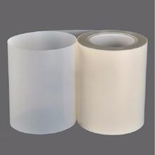 200mic front print backlit matte pet film for UV,Latex,eco-solvent,solvent inks