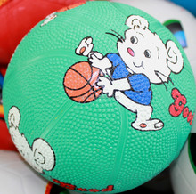 High quality Crazy Selling rubber basketball senior school