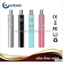 CACUQ Supplier Factory price and stock ego one kit/subtank mini wholesale best price fit for Istick 30W/istick 50W and Smoktech