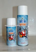 snow spray (decorative)