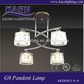 Y la lámpara de iluminación/lámpara de techo industrial/lámpara colgante de luz md0039-4