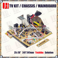 Supply CRT tv circuit board components