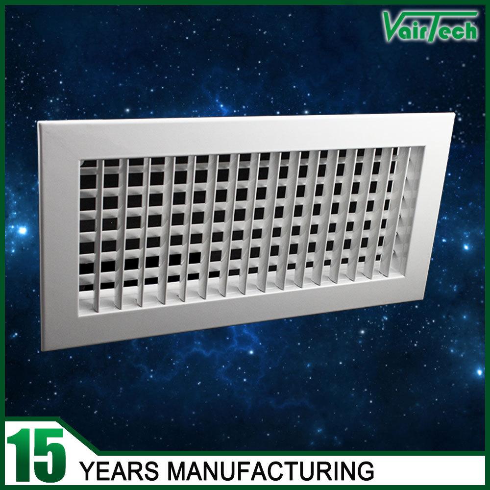 Hvac aluminum supply air vent grille adjustable ventilation grille buy adjustable ventilation - Grille ventilation aluminium ...