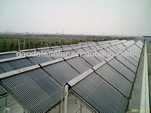 Swimming Pools Evacuated Tube Solar Water Heating System