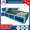 Die board Laser Cutting Machine and Auto bender machine