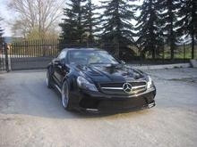 Wide body kit Mercedes SL R230