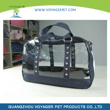 Lovoyager High Quality Folding Pet Carrier Plastic for Small Dog
