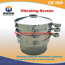Fractory direct sell new condition oscillating sieve operation/rotary oscillating sieve
