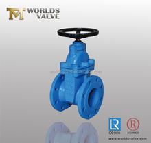 PFA lining flap Gate valve