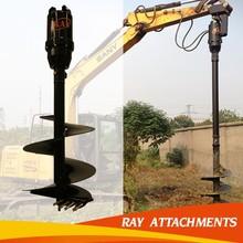 auger shaft vane for vogele asphalt paver,road construction machinery equipment screw auger