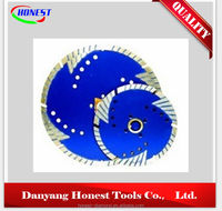 Tiger Teeth Fast Cutting Diamond Blade
