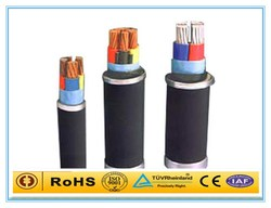 Fire resistant cable copper conductor PVC Insulated Fire Resistant Screened Control Cables
