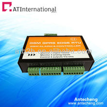 GSM gprs data logger for flow meter with gps module