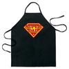 Great price promotional kitchen apron bibs black