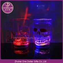 Flash Light Up Cups Flashing Shots Light 24 LED Bar Night Club Party Drink