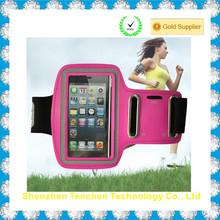Adjustable ArmBand mobile phone case For iPhone 5 5S